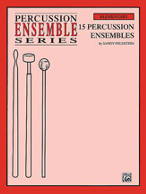 15 Percussion Ensembles [Alf:00-PERC9606]