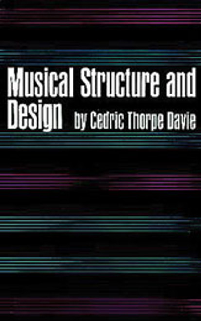 Musical Structure and Design [Dov:06-216292]