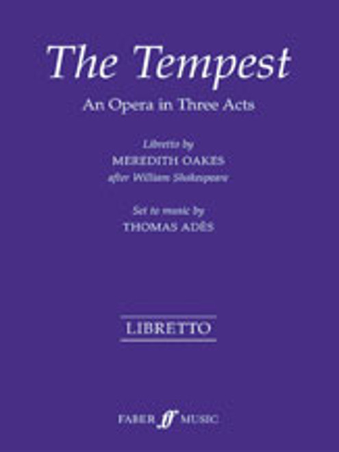 Ades, The Tempest [Alf:12-0571523374]