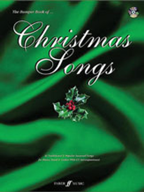 The Bumper Book of Christmas Songs [Alf:12-0571529119]
