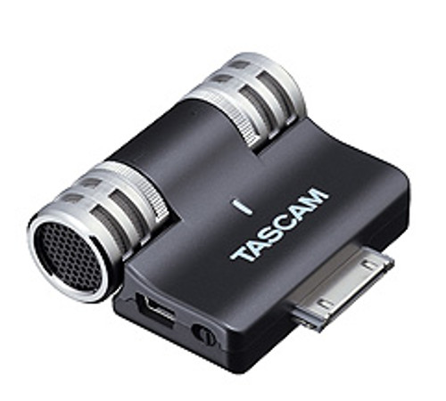 Tascam iM2 Stereo Mic for All Apple iOS Products [Alf:23-IM2]