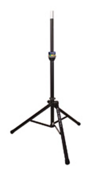 Ultimate Support TS-90B TeleLock Series Lift-Assist Aluminum Speaker Stand (Black) [Alf:34-TS90B]