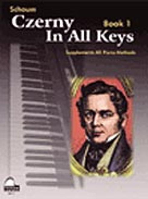 Czerny, Czerny in All Keys, Level 2 [Alf:44-0411]