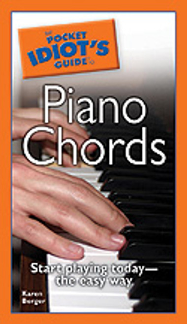 The Pocket Idiot's Guide to Piano Chords [Alf:74-1592574599]