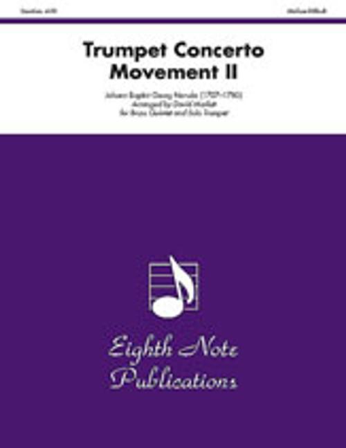 Neruda, Trumpet Concerto (Movement II) [Alf:81-BQ2080]