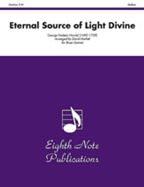Handel, Eternal Source of Light Divine [Alf:81-TE9821]