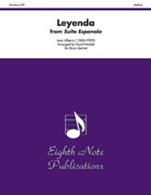 Albeniz, Leyenda (from Suite Espanola) [Alf:81-TE28171]