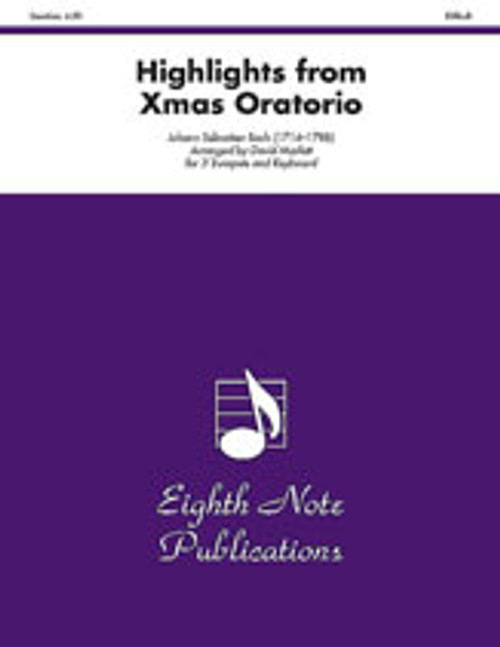 Bach, J.S. - Highlights (from the Christmas Oratorio) [Alf:81-TE9834]
