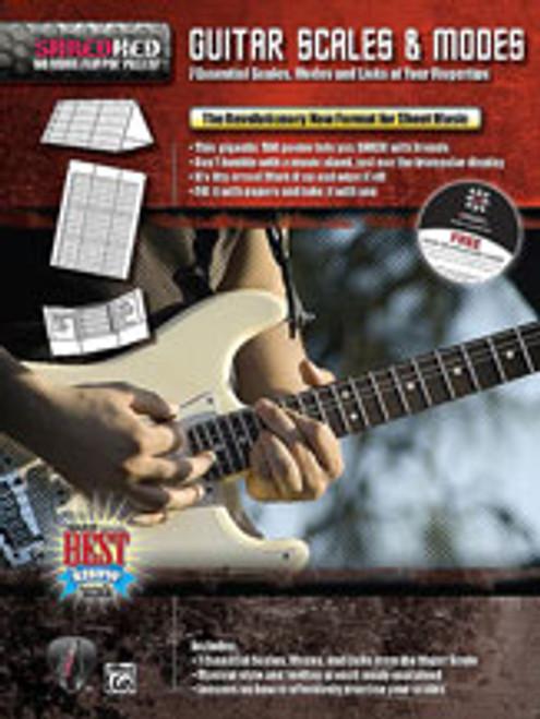 Guitar Scales & Modes [Alf:85-30603]