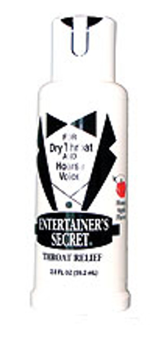 Entertainer's Secret Throat Relief Spray [Alf:97-20003F]