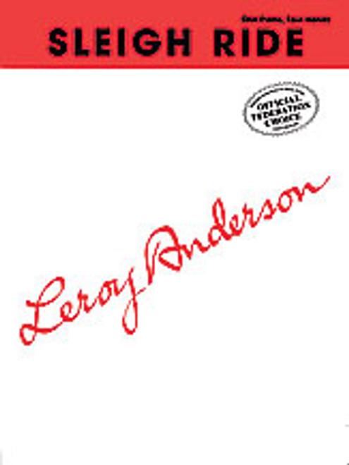 Anderson, Sleigh Ride  [Alf:00-26544]