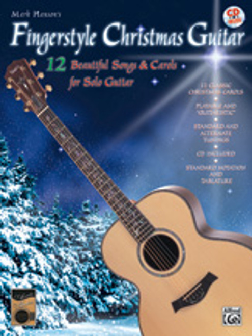 Fingerstyle Christmas Guitar [Alf:00-0280B]