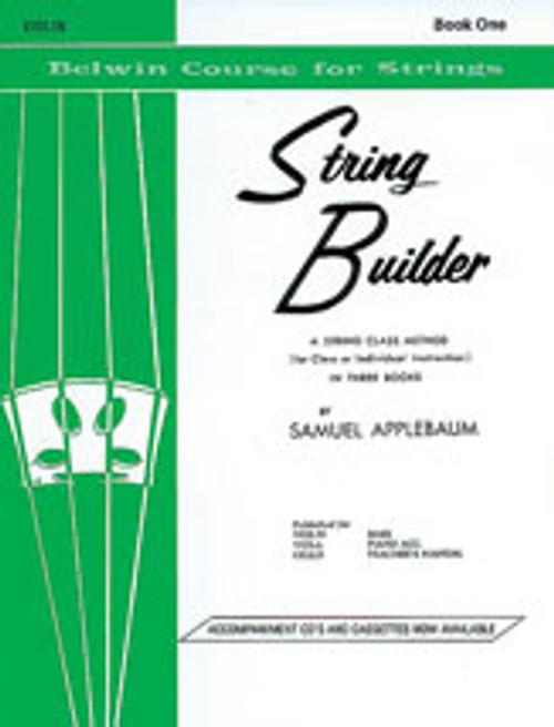 Applebaum, String Builder, Book I [Alf:00-EL01544]