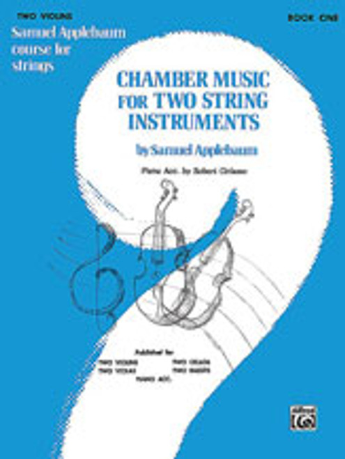 Applebaum, Chamber Music for Two String Instruments, Book I [Alf:00-EL02327]