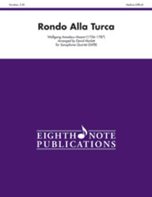 Mozart, Rondo Alla Turca [Alf:81-SQ1160]
