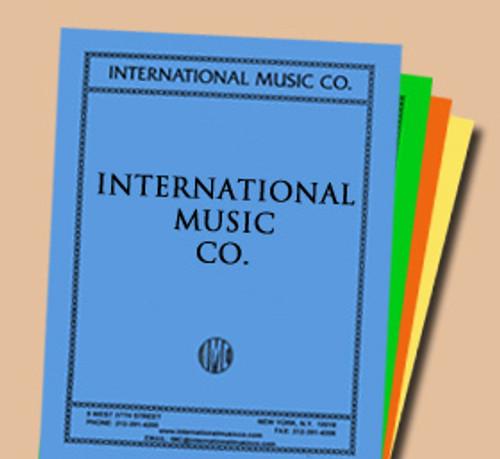 Gédalge, Contest Piece (Trumpet in B flat or C) [Int:2129]