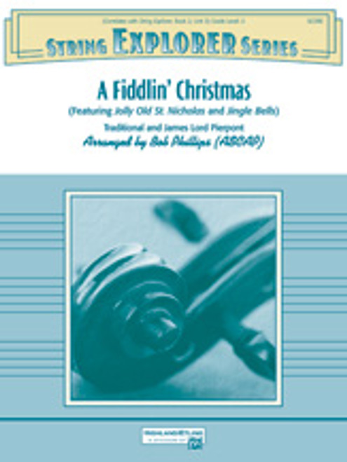 A Fiddlin' Christmas [Alf:00-35957S]