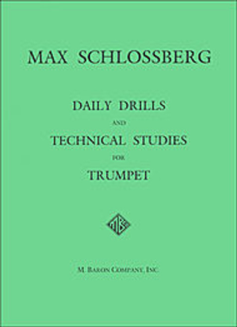 Daily Drills & Technical Studies (Schlossberg) [Loc]