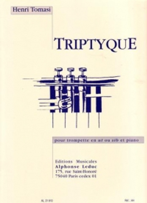 Triptyque (Tomasi) [Led:AL21810]