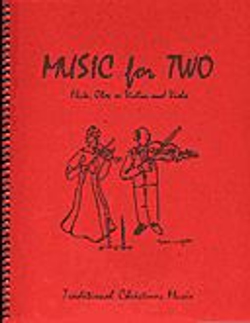 Music for Two - Traditional Christmas Music [LR:46551]