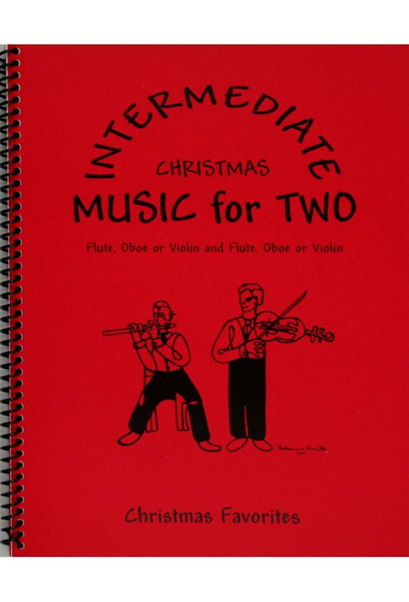 Intermediate Music for Two - Christmas Favorites [LR:47551]