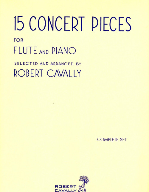 15 Concert Pieces [HL:111924]