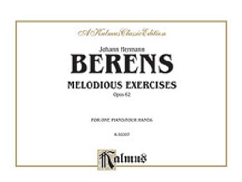 Berens, Melodious Exercises, Op. 62 [Alf:00-K03207]