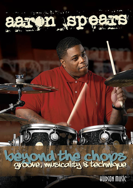 Aaron Spears - Beyond the Chops [HL:320907]