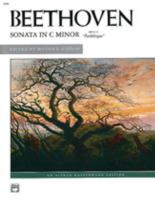 "Beethoven, Sonata in C Minor, Op. 13 (""Pathétique"") [Alf:00-6352]"