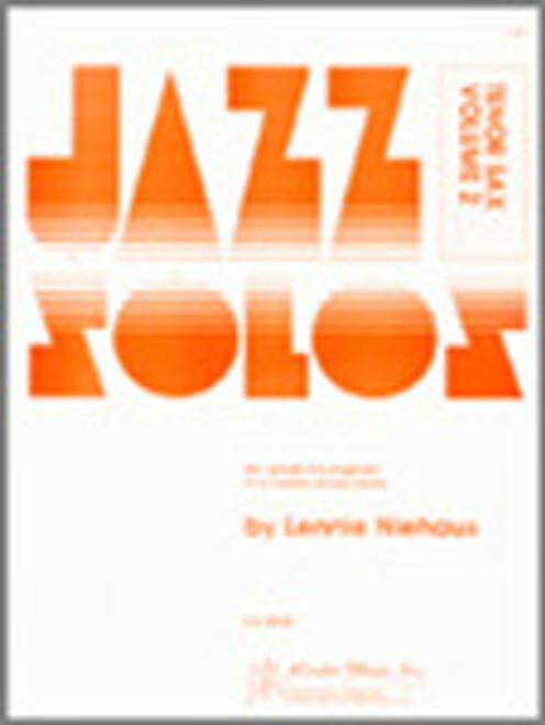 Jazz Solos For Tenor Sax, Volume 2 [Ken:11596]
