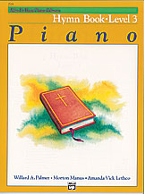 Alfred's Basic Piano Course: Hymn Book 3 [Alf:00-2524]