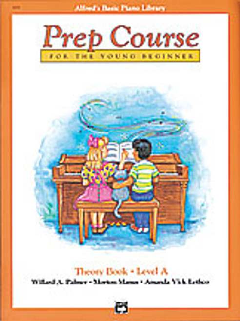 Alfred's Basic Piano Prep Course: Theory Book A [Alf:00-3093]