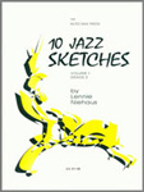10 Jazz Sketches, Volume 1 [Ken:15904]
