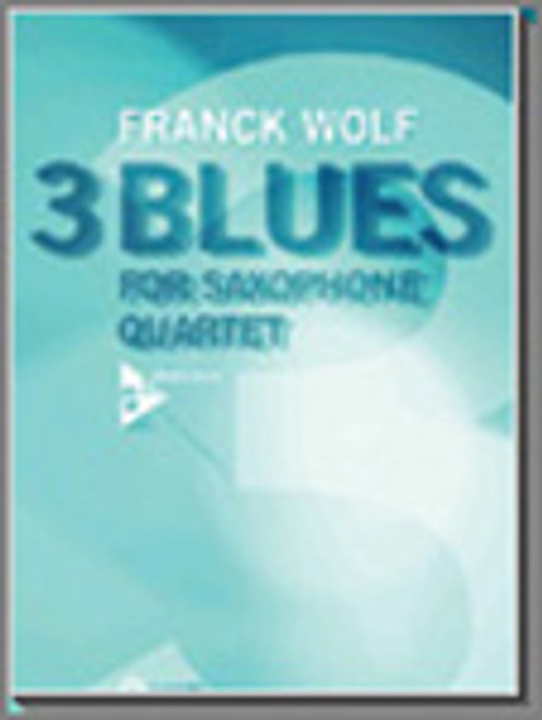 3 Blues (w/CD) [Ken:AM07647]