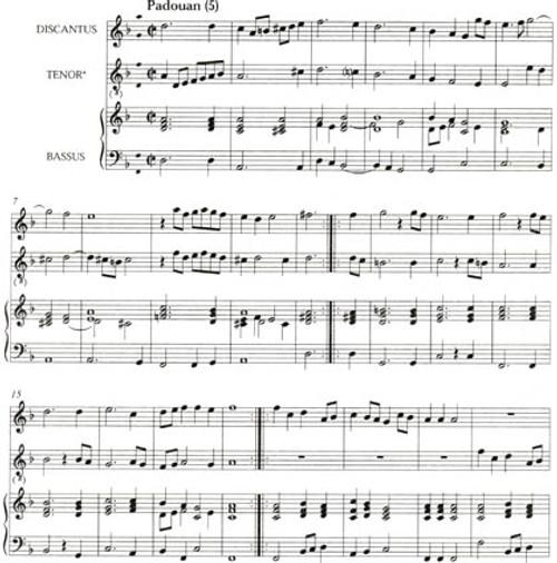 10 Dances (1625) - 3 scores [Mag:EML0266]