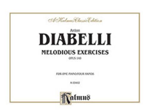 Diabelli, Melodious Exercises, Op. 149 [Alf:00-K03402]