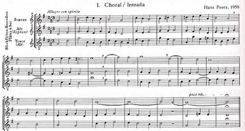 Christmas Partita - With Joy My Heart Shall Leap -sc [Mag:MK00237]