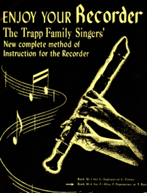 Cover image of Enjoy Your Recorder