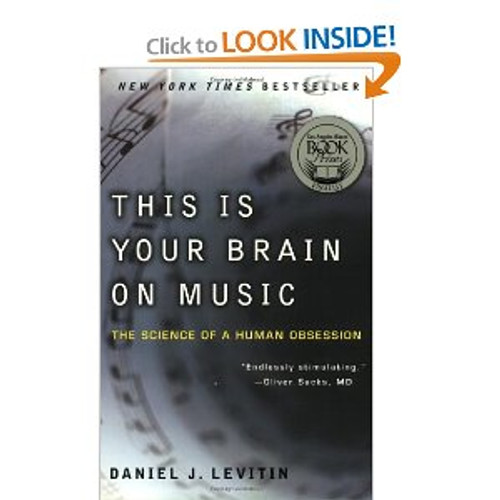 Levitin - This is Your Brain On Music [BT:978-0452288522]