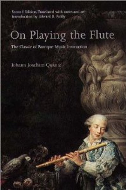 Quantz - On Playing The Flute [BT:978-1555534738]