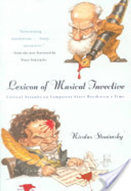 Slonimsky - Lexicon of Musical Invective [BT:978-0393320091]