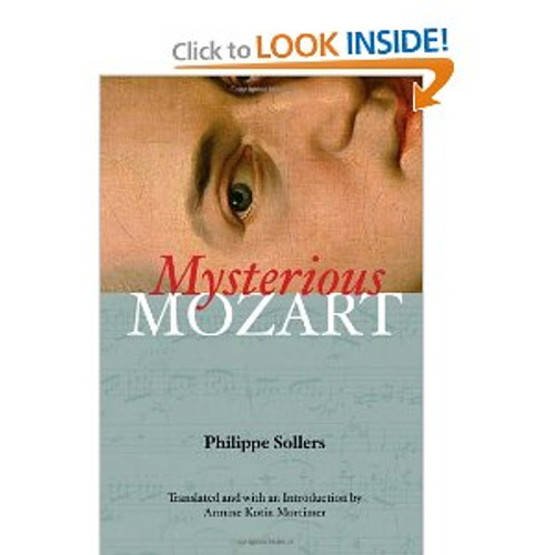 Sollers - Mysterious Mozart [UIL:978-0252035463]