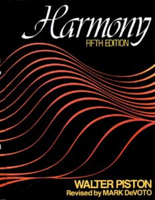 Piston - Harmony [Nor:978-0393954807]