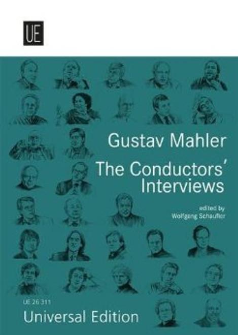 Schaufler - Gustav Mahler, The Conductors' Interviews [UE:26322]