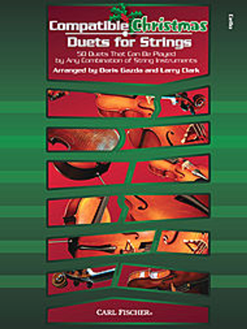 Compatible Christmas Duets For Strings (Cello) [CF:BF91]