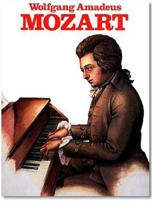 Wolfgang Amadeus Mozart [Beller:125-X]