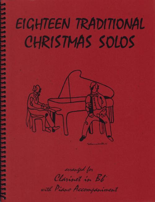 18 Traditional Christmas Solos [LR:40015]