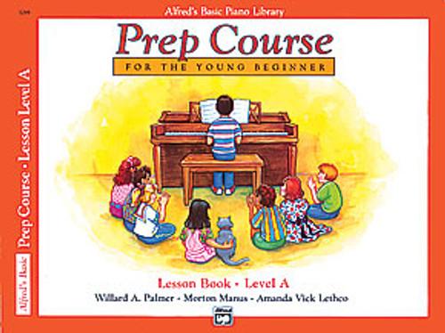 Alfred's Basic Piano Prep Course: Lesson Book A  [Alf:00-3089]