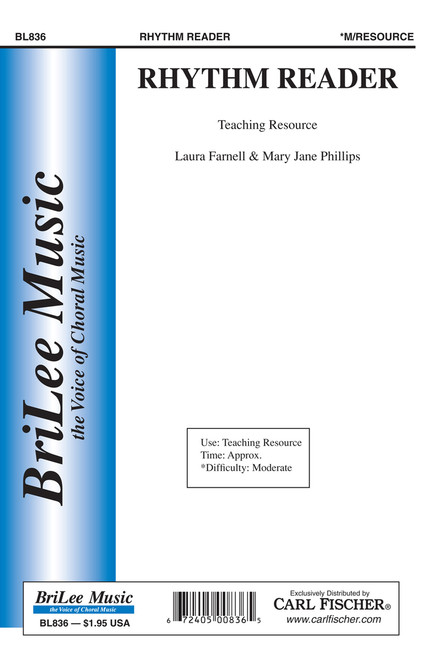 Phillips, Farnell, The Rhythm Reader [CF:BL836]