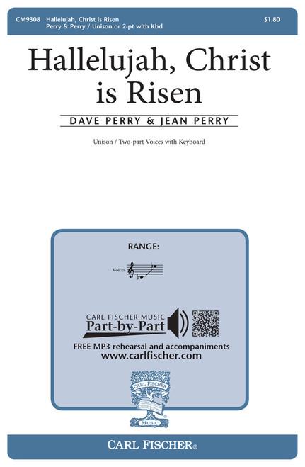 Perry, Hallelujah, Christ is Risen [CF:CM9308]